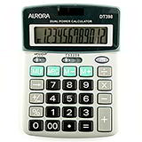 AURORA DESKTOP CALCULATOR - 12 DIGIT