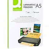 LAMINATING POUCHES - CREDIT CARD - 54 x 86mm - GLOSS 250mic
