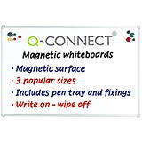 MAGNETIC WHITEBOARD - 900 x 600mm