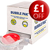 Bubble Wrap Box 300mm x 50m