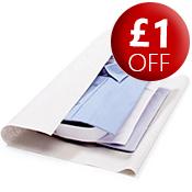 White Tissue Paper Sheets 450 x 700mm
