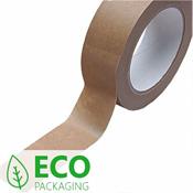 Self Adhesive Kraft Paper Tape 50mm Pack 36