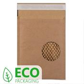 Honeycomb Paper Padded Envelopes 180 x 265 Pack 100