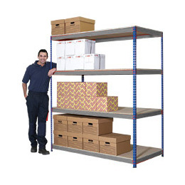 HD Rivet Racking - Add Shelving