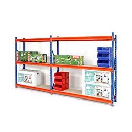 Heavy Duty Longspan Racking Extension