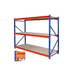 Heavy Duty Longspan Racking (Add Shelf)